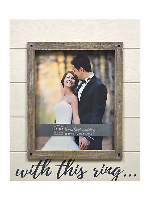 With This Ring Frame