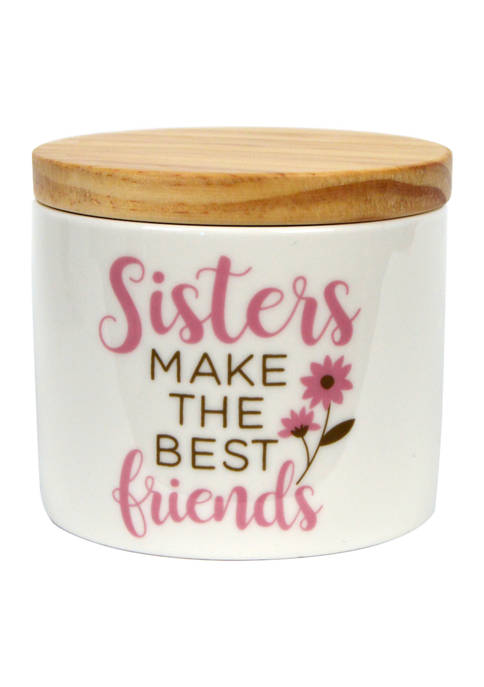 6 Ounce Sisters Make the Best Friends Candle