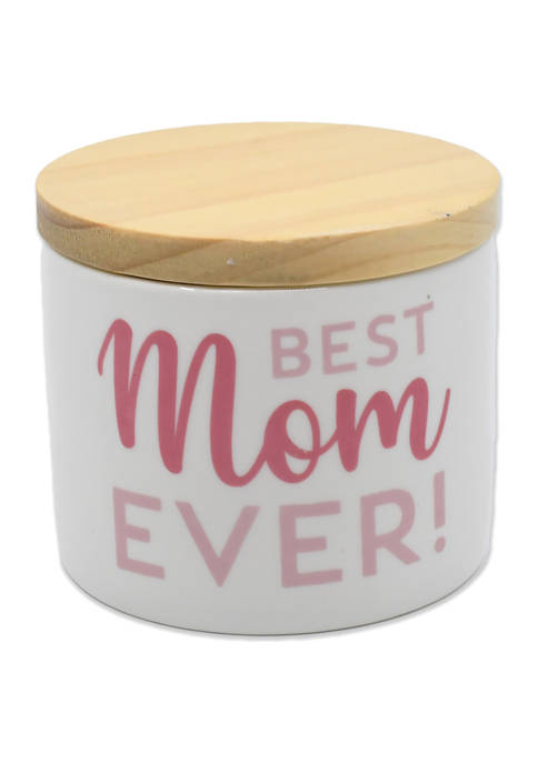 6 Ounce Best Mom Ever Candle