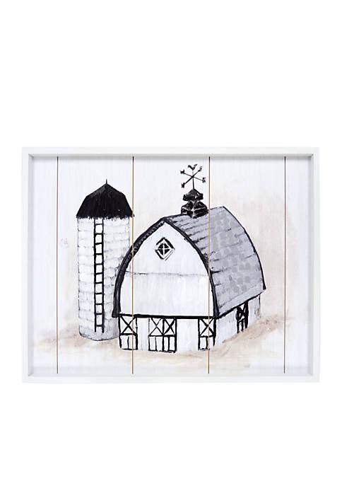 Rev Box with Plank Farmhouse