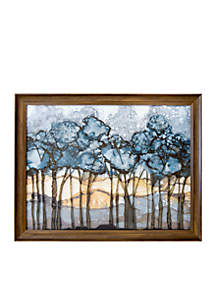 Forest Printed Glass