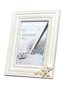 New View Starfish Driftwood Frame