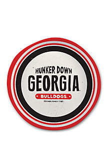 Magnolia Lane Georgia Bulldogs Heavyweight Melamine Bowl