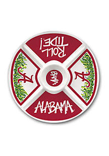 Alabama Melamine Veggie Tray