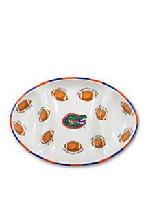 Florida Gators Football Platter