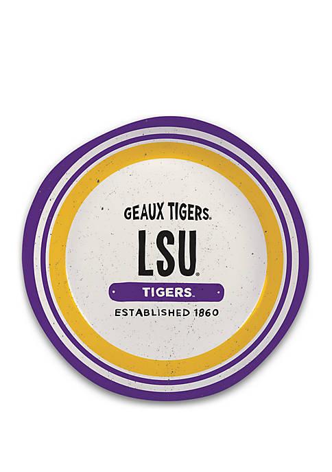 Magnolia Lane LSU Tigers Heavyweight Melamine Bowl