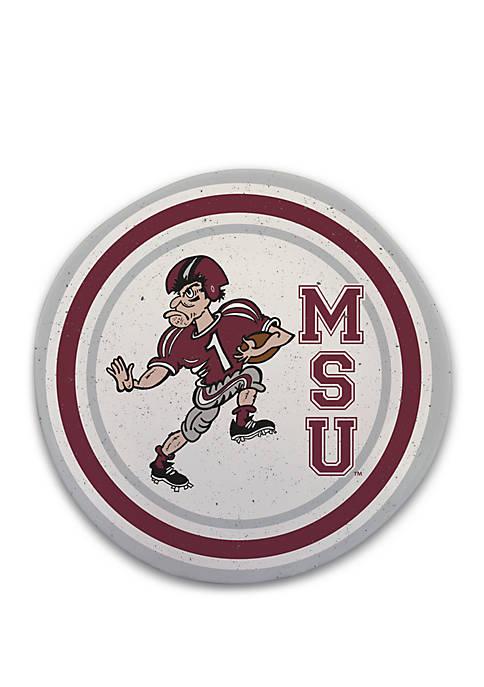Magnolia Lane Mississippi State Bulldogs Heavyweight Melamine