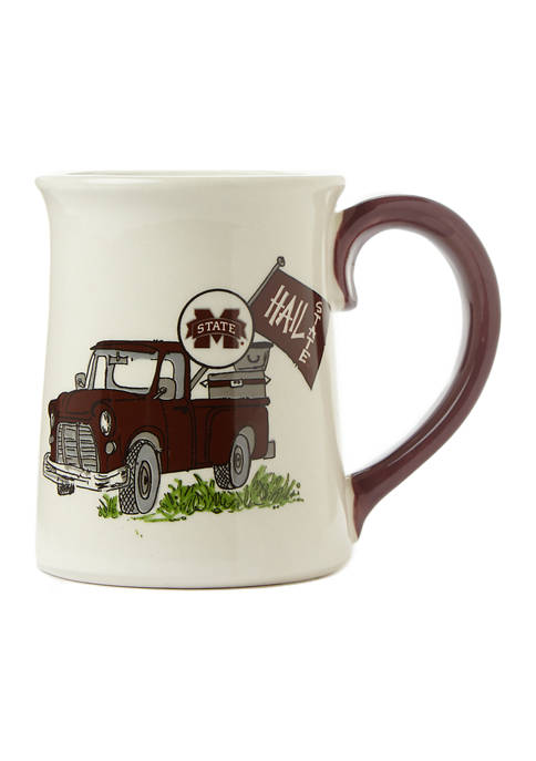 NCAA Mississippi State Bulldogs Traditions Truck Mug