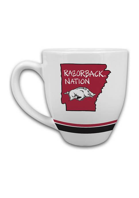 NCAA Arkansas Razorbacks State Mug