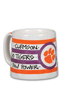 Clemson Tigers Stripe Mug