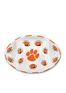 Clemson Tigers Platter