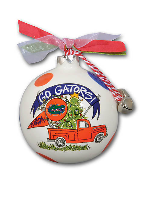 Florida Gators Pickup Truck Ornament