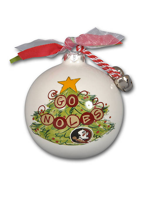 3.5-in. Florida State University Christmas Tree Ornament