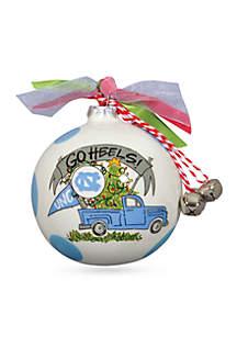 UNC Tar Heels Pickup Truck Ornament