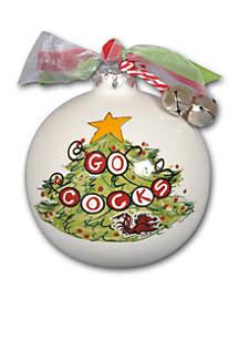 3.5-in University of South Carolina Christmas Tree Ornament