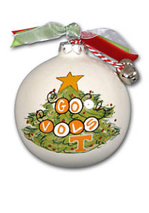 Magnolia Lane 3.5-in University of Tennessee Christmas Tree Ornament ...