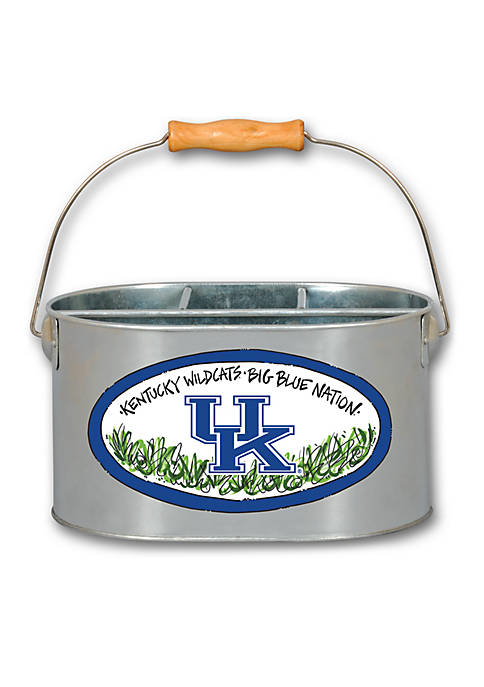 Magnolia Lane Kentucky Wildcats Metal Utensil Holder