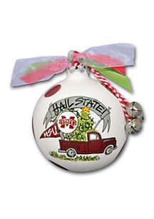 Mississippi State Bulldogs Pickup Truck Ornament