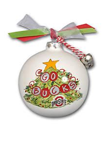 3.5-in Ohio State University Christmas Tree Ornament