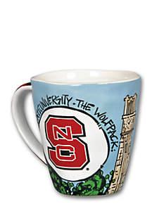 Magnolia Lane NC State Campus Mug