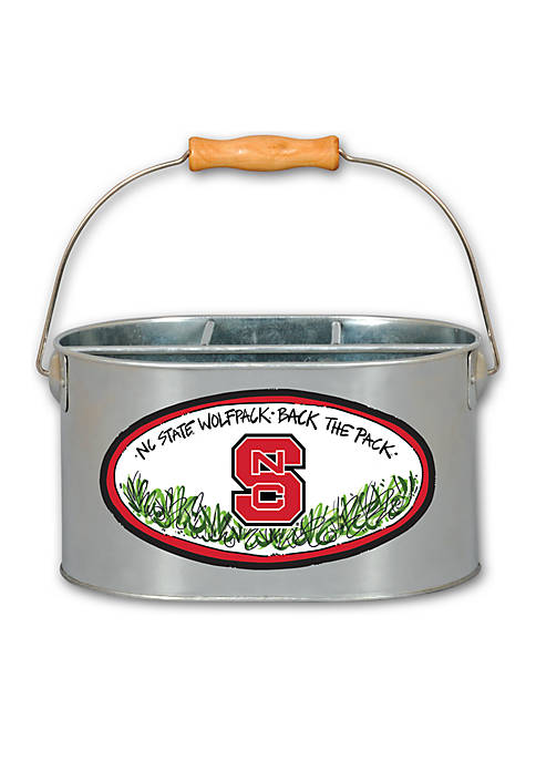 Magnolia Lane NC State Wolfpack Metal Utensil Holder