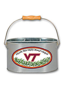 Virginia Tech Hokies Metal Utensil Holder
