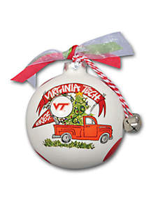 Virginia Tech Hokies Pickup Truck Ornament