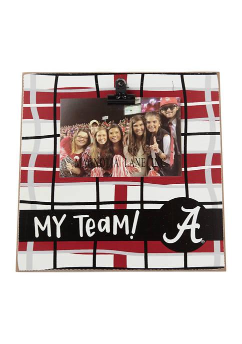 Magnolia Lane NCAA Alabama Crimson Tide My Team