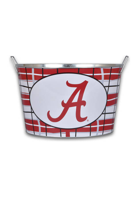 Magnolia Lane NCAA Alabama Crimson Tide Tailgate Bucket