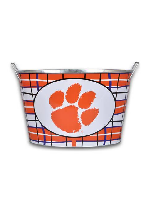 Magnolia Lane NCAA Clemson Tigers Tailgate Bucket
