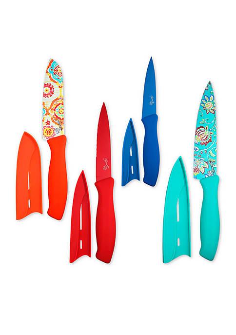Fiesta® Fiesta 8 Piece Decal Knife Set