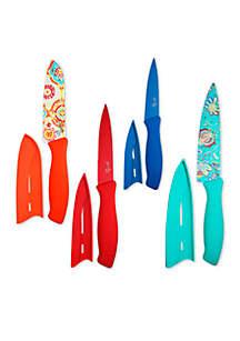 Fiesta 8 Piece Decal Knife Set