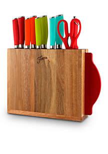 Fiesta 12 Piece Cutlery Block Set