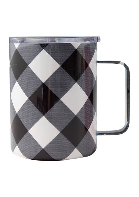 Cambridge Silversmiths 16 Ounce Insulated Stainless Steel Black