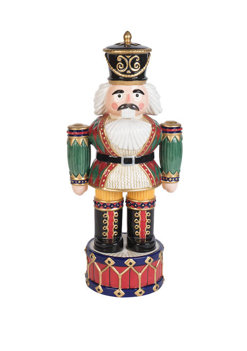 Fitz and Floyd Holiday Nutcracker Soldier