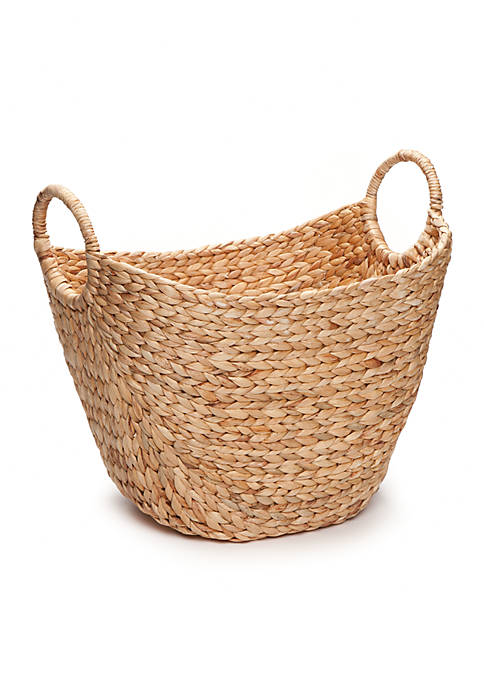 Elements 21-in. Natural Tapered Basket