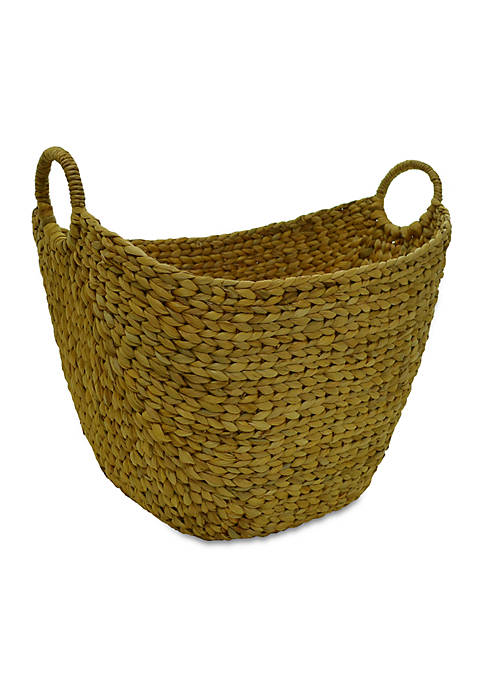 Elements 19-in. Natural Tapered Basket