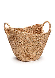 16-in. Natural Tapered Basket