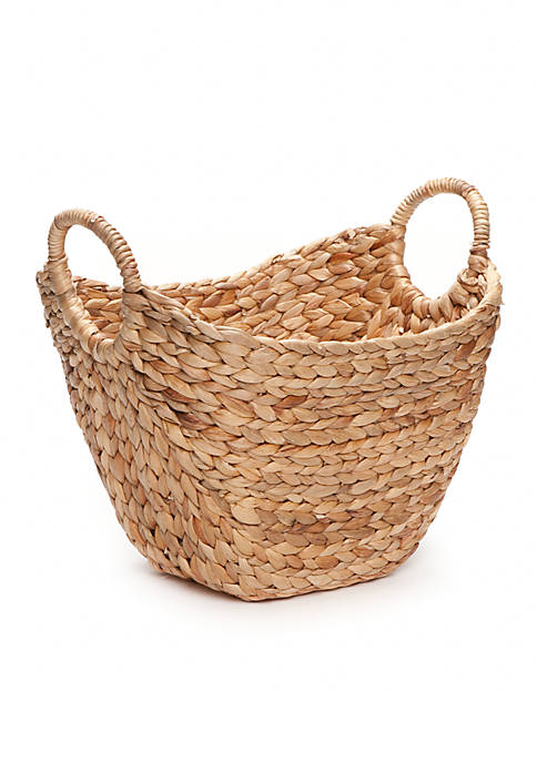 Elements 15-in. Natural Tapered Basket