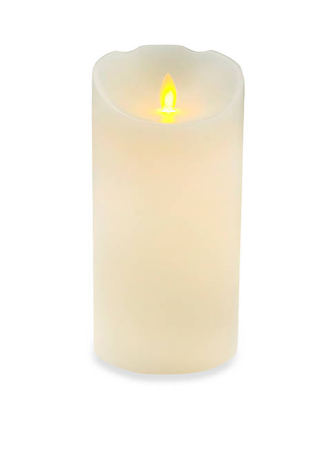 Mikasa Reflections LED Candle with Realistic Flame