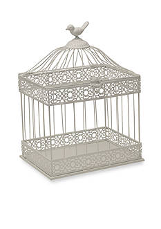 Front Porch 17-in. Metal Birdcage