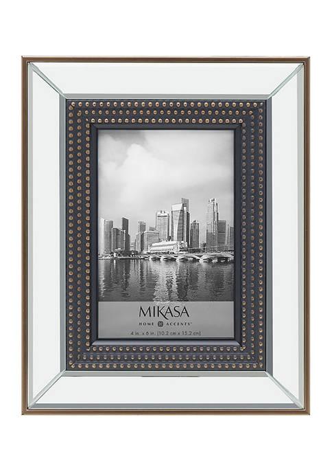 Mikasa Mirror Photo Frame