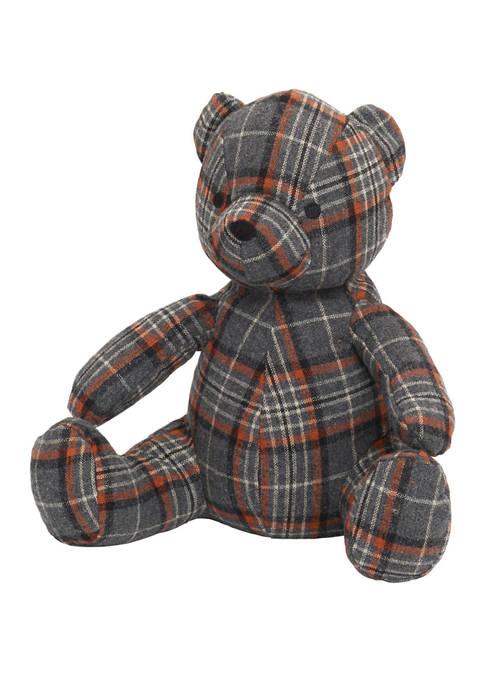 Elements Teddy Bear Door Stopper