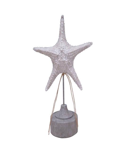 Elements 17 Inch Starfish Figurine