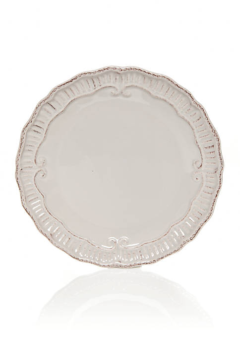 Home Accents® Capri Gray Salad Plate