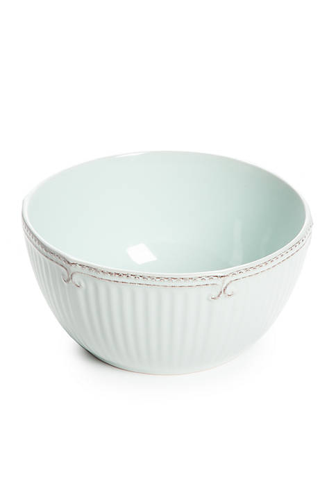 Capri Robins Egg 10-in. Deep Serving Bowl