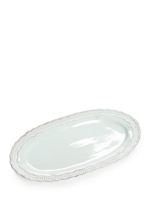 Home Accents® Capri Oval Platter