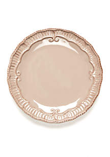 Home Accents® Capri Taupe Salad Plate