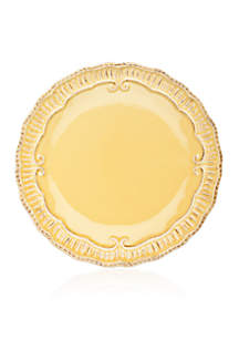Home Accents® Capri Buttercup Salad Plate