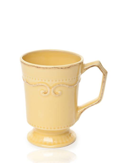 Home Accents® Capri Buttercup Mug